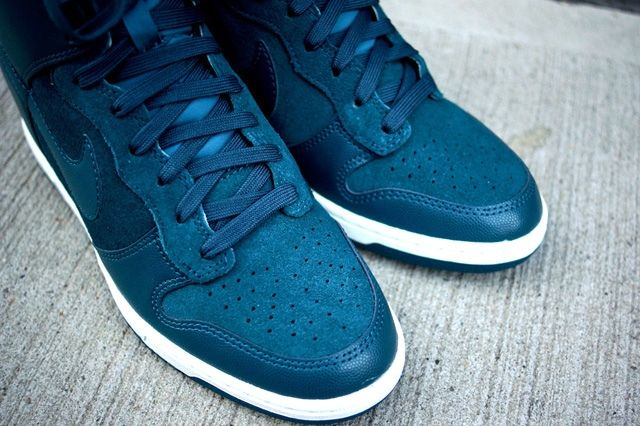 Nike Wmns Dunk Sky Hi Fall Delivery 6