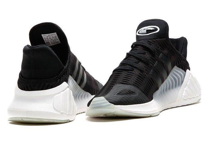 Adidas Climacool 02 17 Black White 4