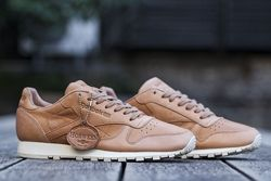 Reebok Classic Leather Lux Horween Natural 3
