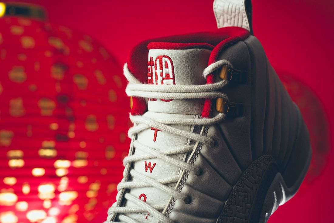Air Jordan 12 Gs Chinese New Year11