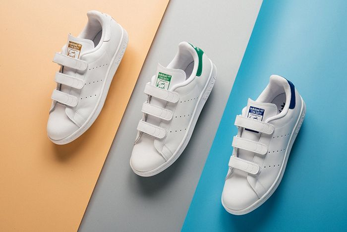 adidas' Stan Smith Cf Returns In