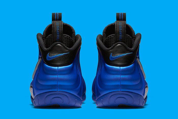 Nike Foamposite Pro Hyper Cobalt Ben Gordon 2