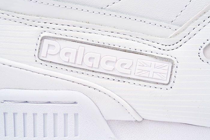 Palace Pro Workout Low White Window