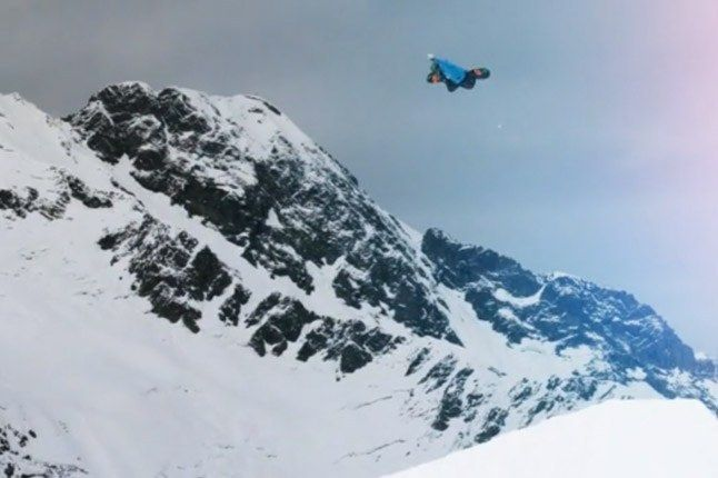 Nike Snowboarding Hangtime 1