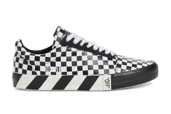 Off White Fall Winter 2018 Sneakers Release 2