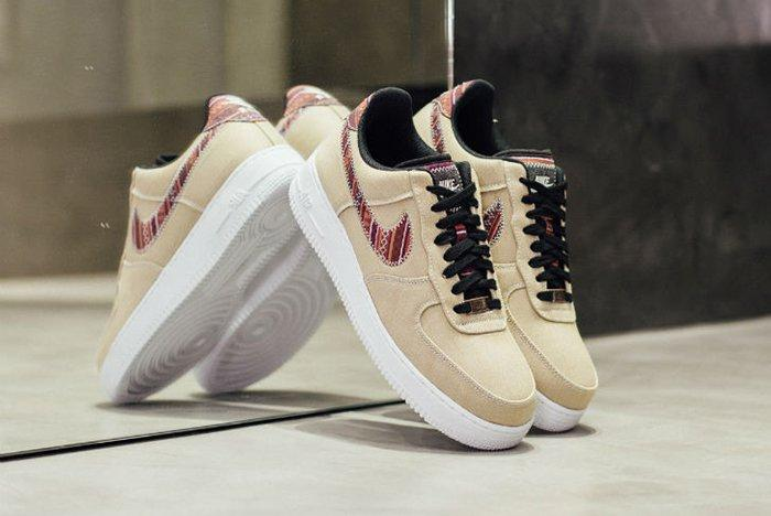 Nike Air Force 1 07 Lv8 Afro Punkfeature