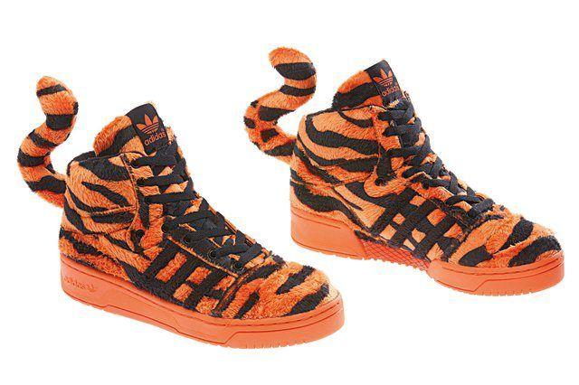 Adidas Originals Jeremy Scott Tiger