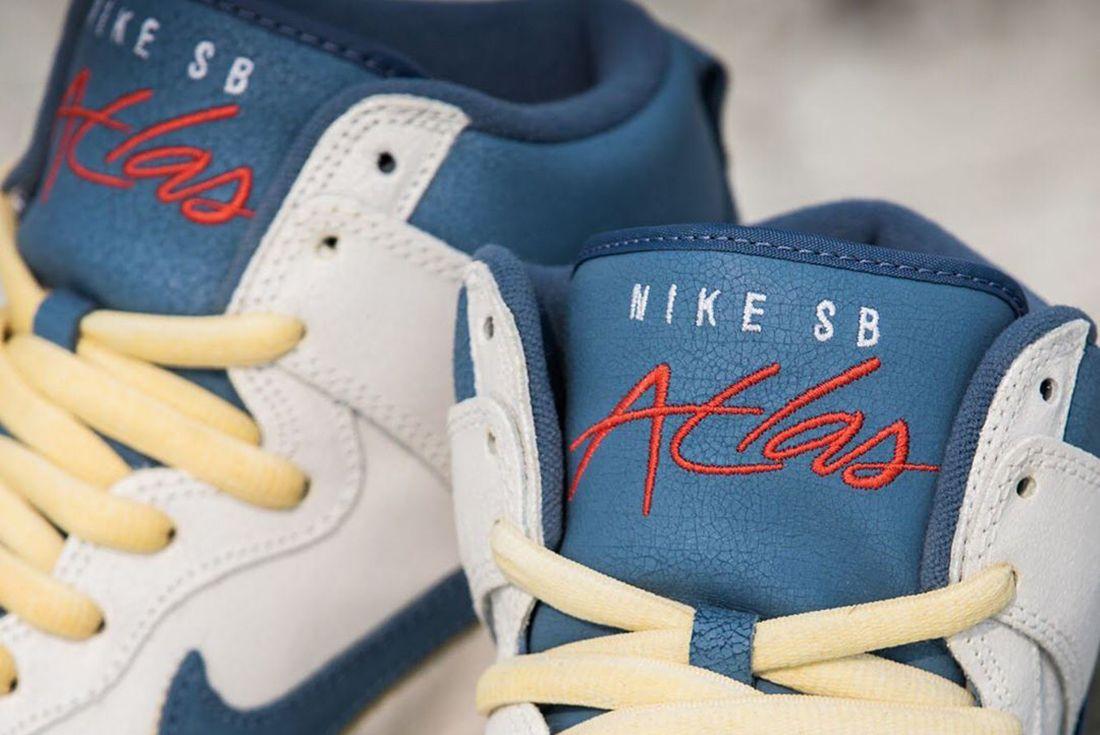 Atlas x Nike SB Dunk High