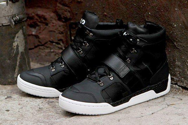 Adidas Y 3 Black Boot 1