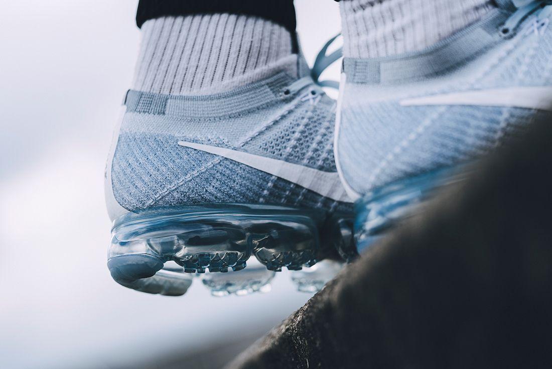 Nike Air Vapormax Pure Platinum On Feet 7