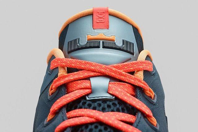 Nike Lebron 11 Low Magnet Grey 4