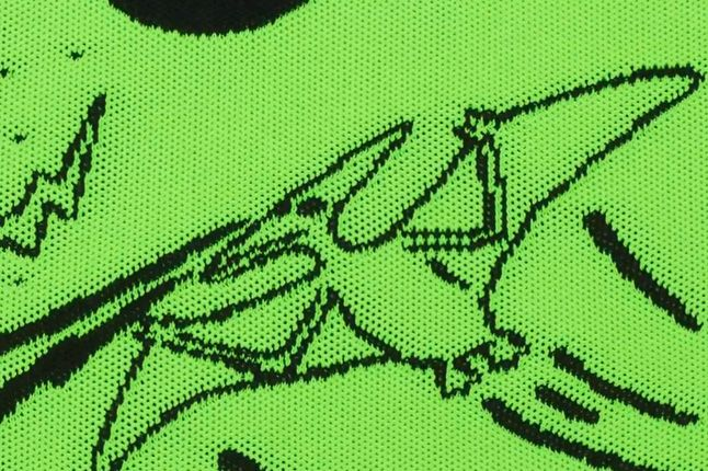 Adidas Presents Primeknit Dino 1