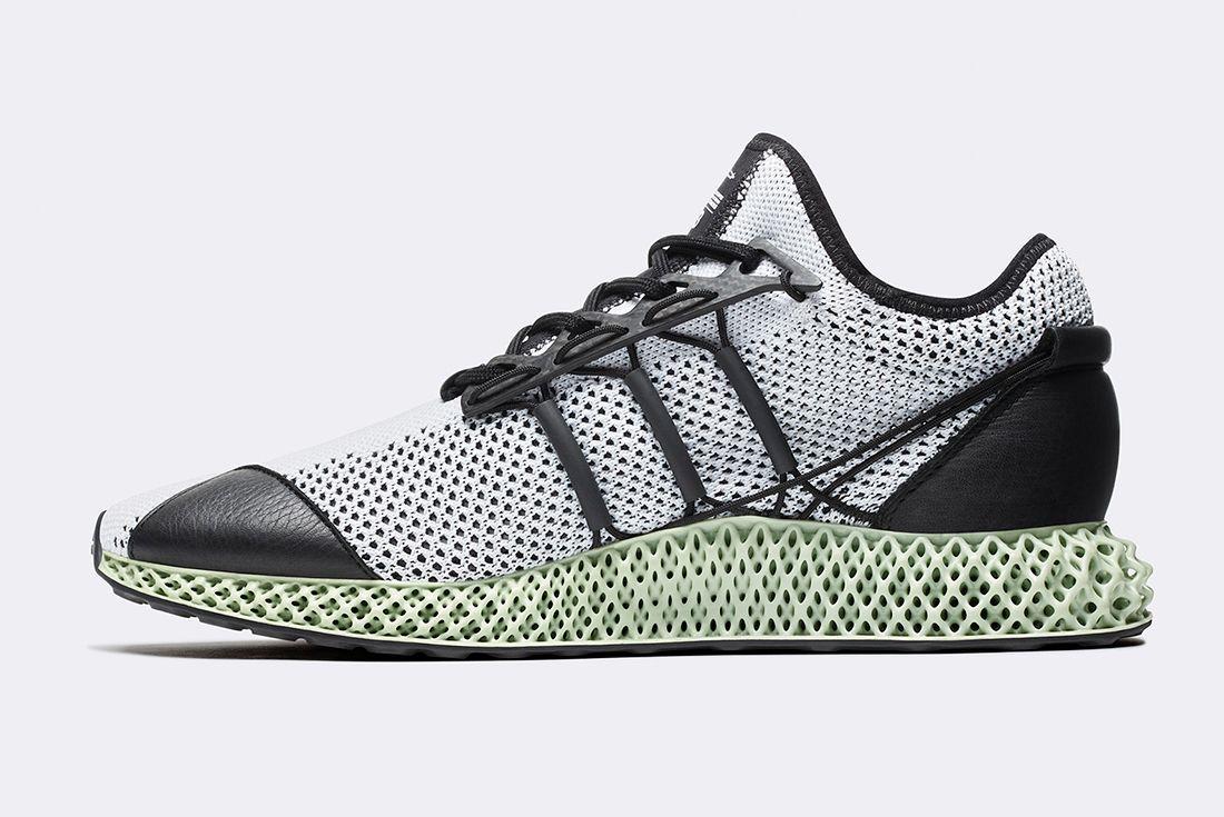 Adidas Y 3 Runner 4 D 8