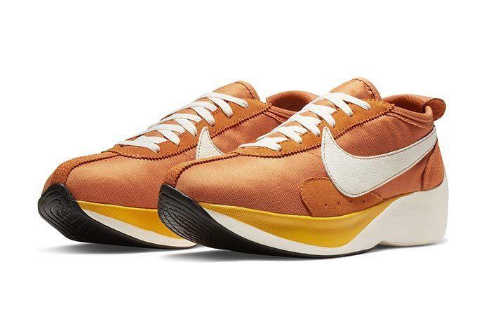 Nike Moon Racer Tan 1