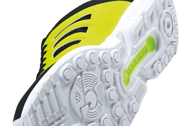 Adidas Originals Zx Flux 2 0 Tonal Neon 4