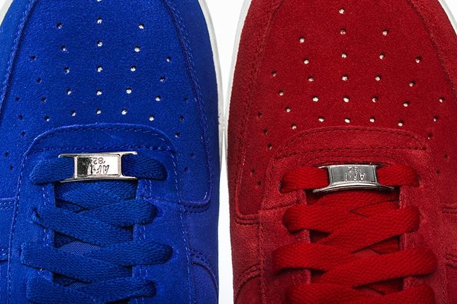 Nike Af1 Blazer Pack Toe Detail 1