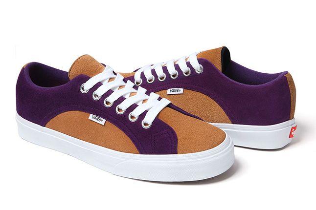 Supreme Vans Lampin Pack Purple 1