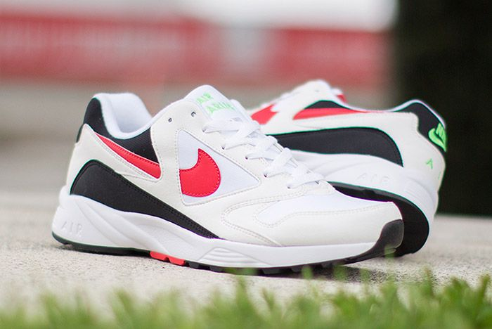 Nike Air Icarus Extra White Red 3