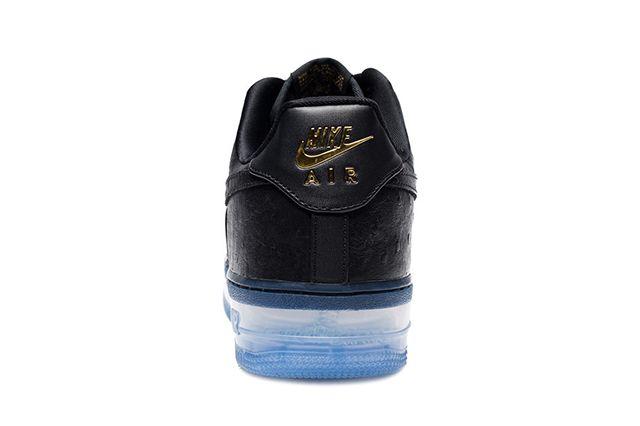Nike Air Force 1 Cmft Black Ostrich5