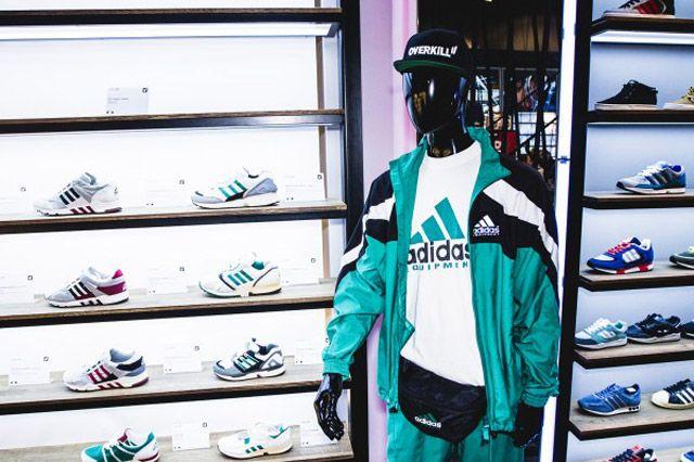 Overkill Adidas Eqt Launch 8