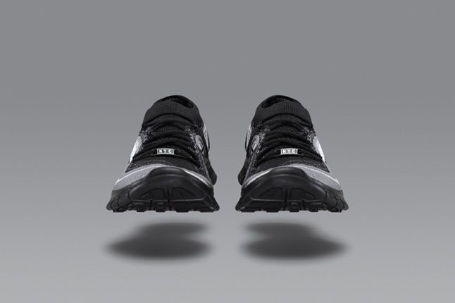 Nike Free Flyknit City Collection Nyc Toe Profile