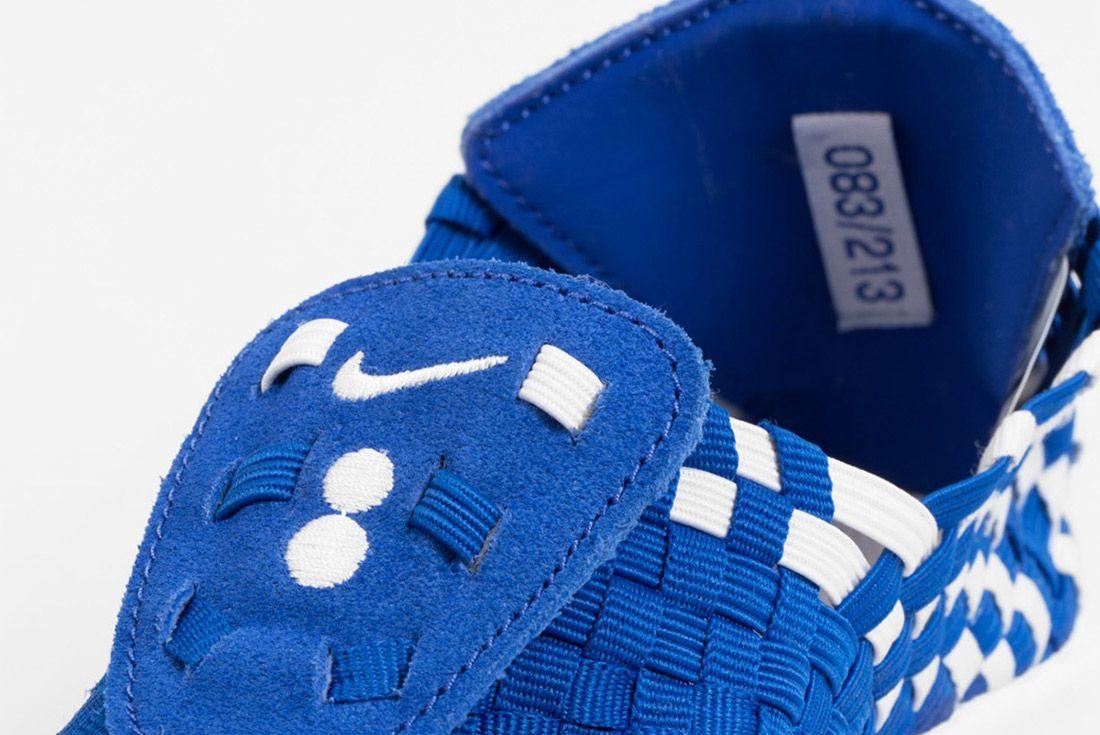 Colette Nike Air Woven The Beach White Blue 2