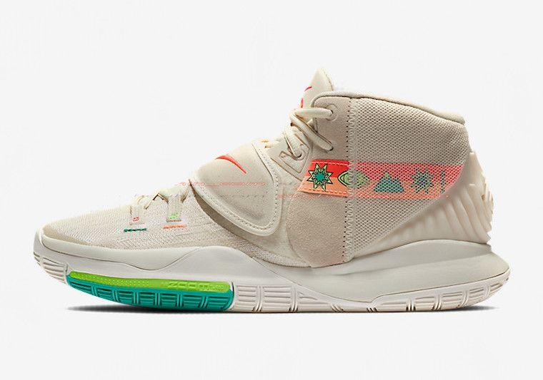 Nike Kyrie 6 N7 Left