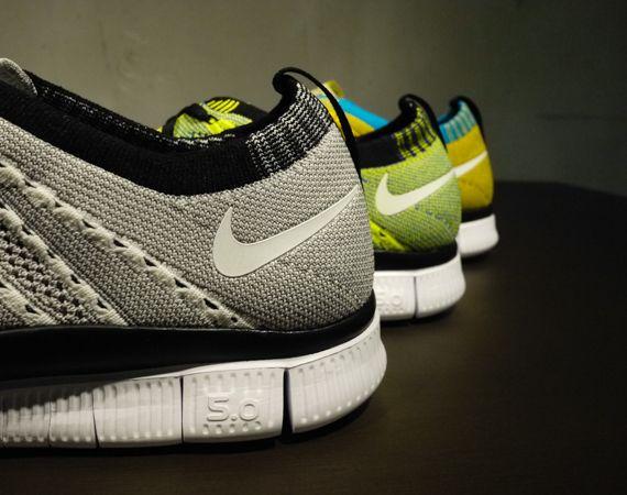 Nike Htm Free Flyknit 16