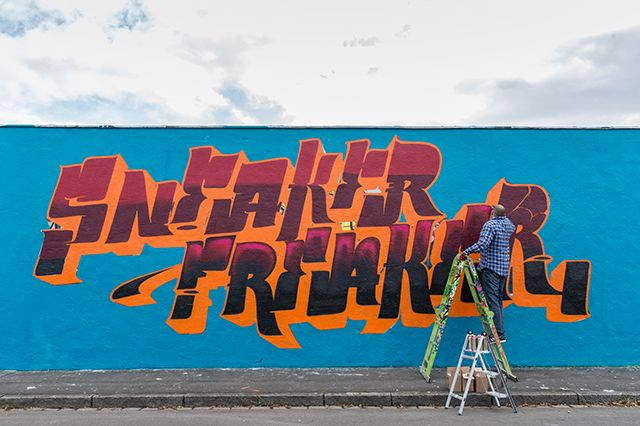 Interview Snkr Frkr Germany Talk Graff And Sneaks With Atom And Besser 27