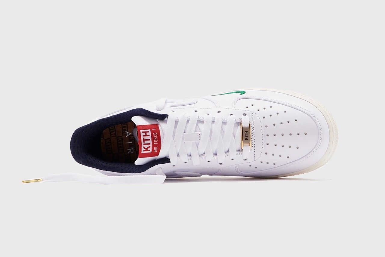 KITH Nike Air Force 1 Friends and Family Top