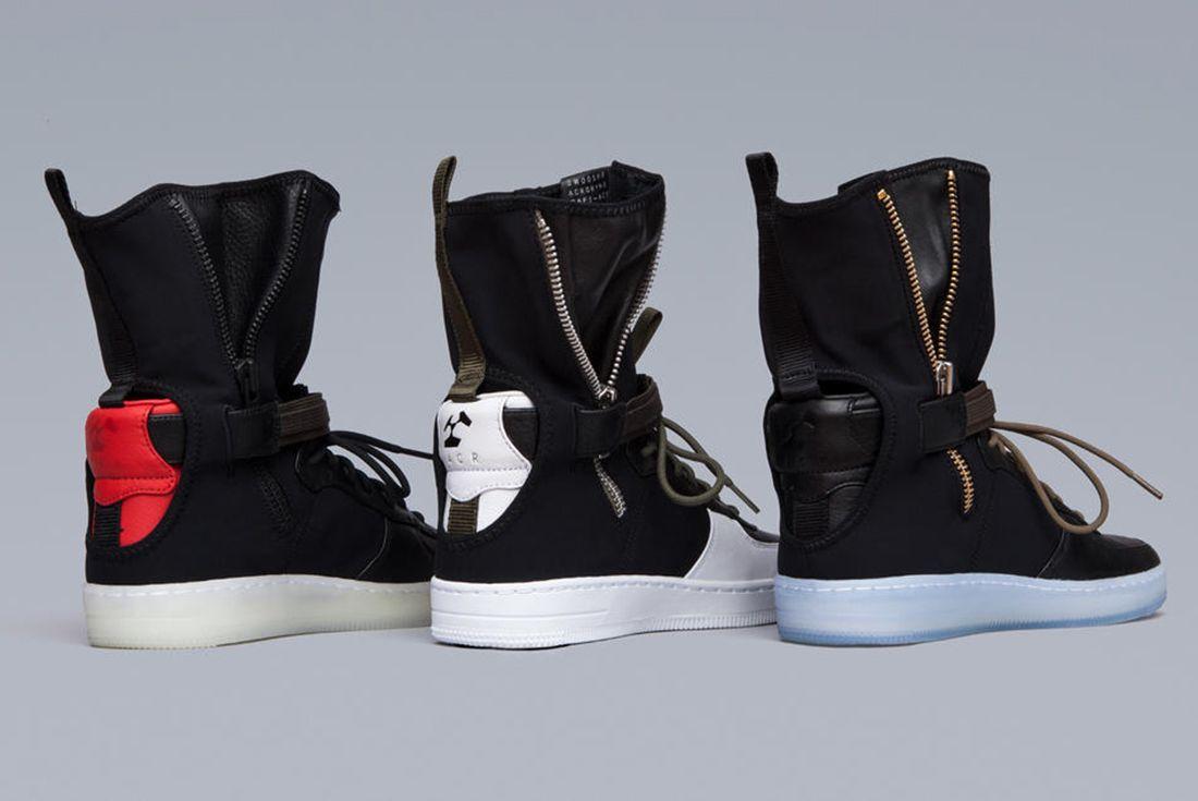 Acronym X Nike Air Force 1 Downtown21