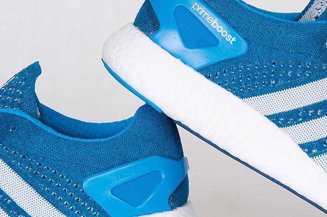 Adidas Primeknit Pureboost Solar Blue