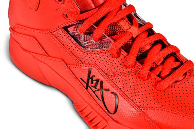K1X Red Profile Anti Gravity Lacing 1