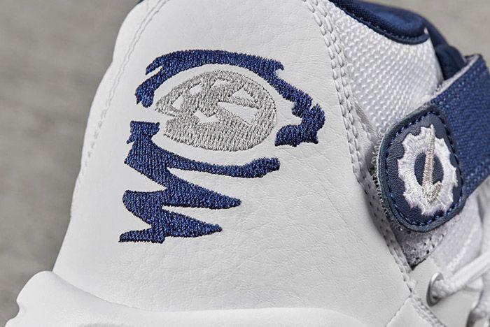 Nike Air Shake Ndestrukt Retro White Blue 1