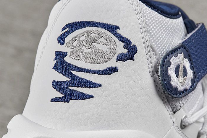 Nike Air Shake Ndestrukt Retro White Blue 1