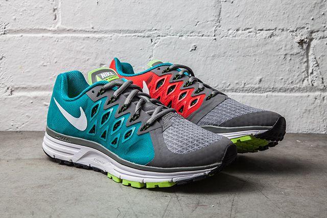 Nike Zoom Vomero 9 Light Crimson Turbo Green 2
