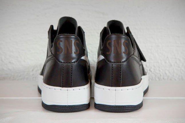 Nike Air Force 1 Bespoke Sneakersnstuff 8 1