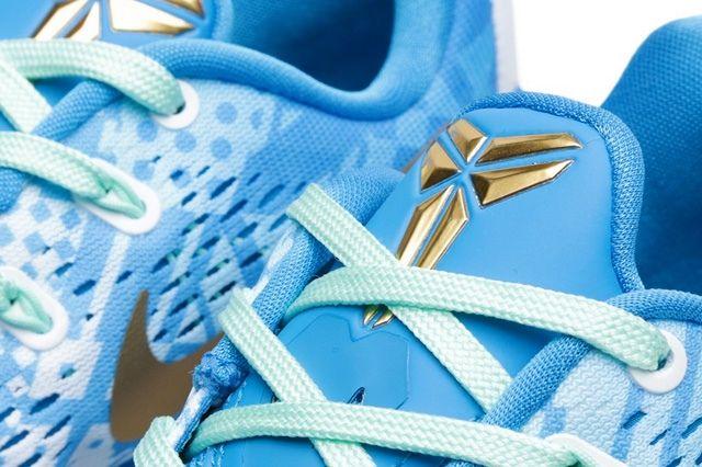 Nike Kobe 9 Em Hyper Cobalt Bump 5