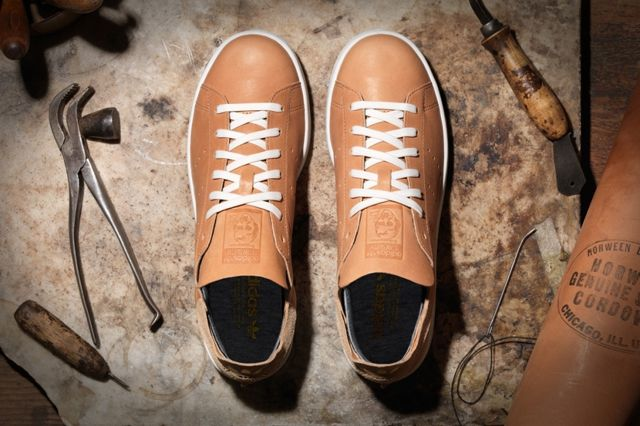 Adidas Stan Smith Horween Pack 2