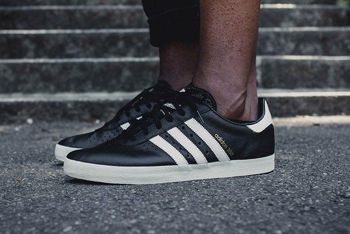 Adidas 350 Core Black 2