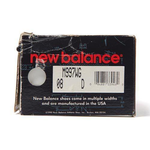 New Balance 997 History Sqre Box