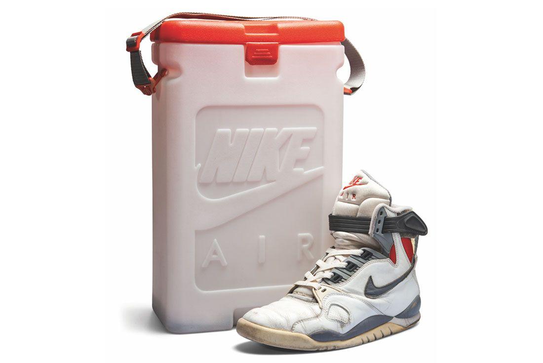 Nike Air Pressure Packaging