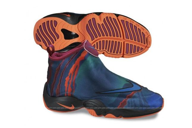 Nike Air Zoom Flight 98 Retro Green Abyss Profile 1