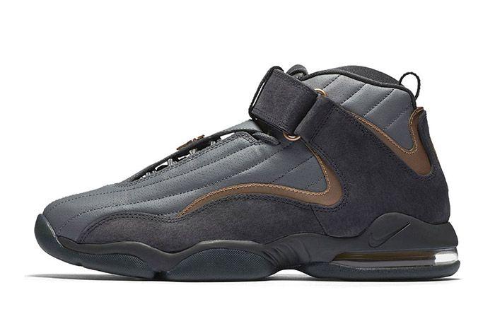 Nike Air Penny 4 (Copper) - Sneaker Freaker