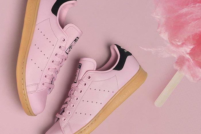 Adidas Stan Smith Pink 2