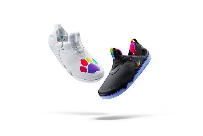 Nike Air Zoom Pulse Doernbecher Black White