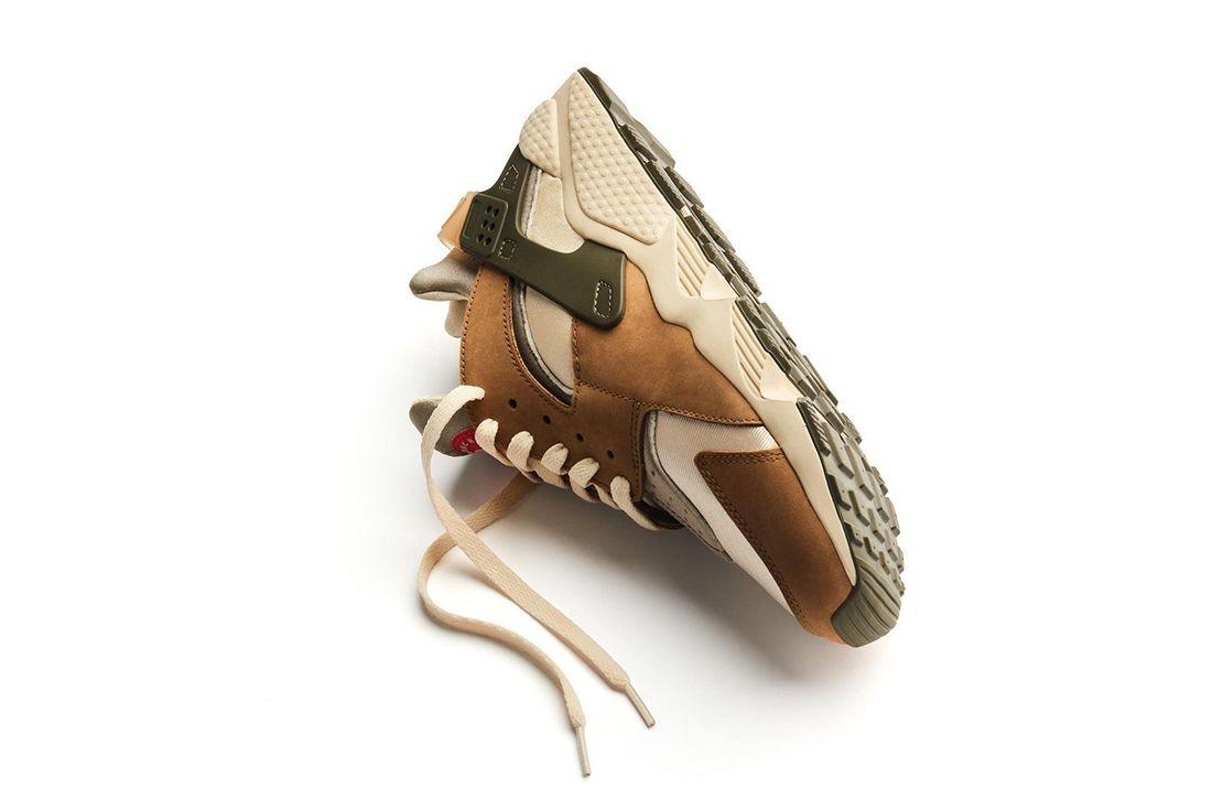 Stussy x Nike Air Huarache