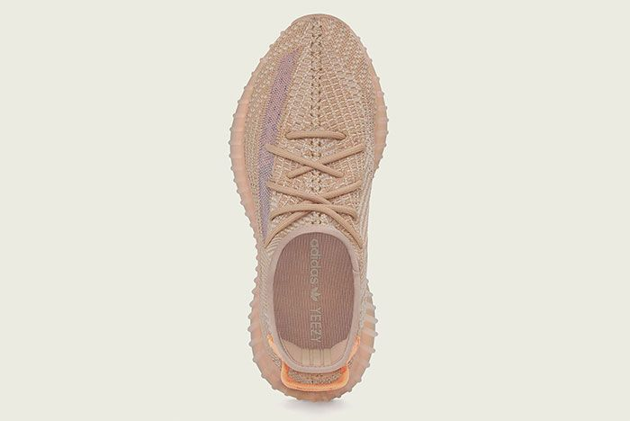Adidas Yeezy Boost 350 V2 Clay Release Date Top