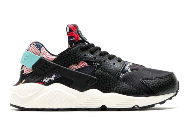 Nike Floral Huarache 5
