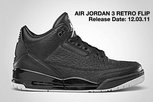 Air Jordan 3 Retro Flip 1